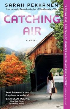 Catching Air. One of the better books that I've read lately.