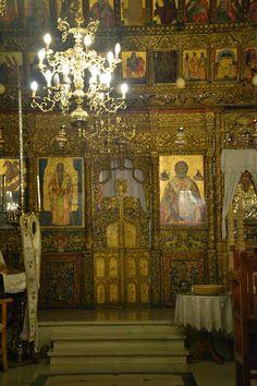 SecretCyprusTravel: Removing Curses at Saint Kyprianos Church, Menico village, Nicosia