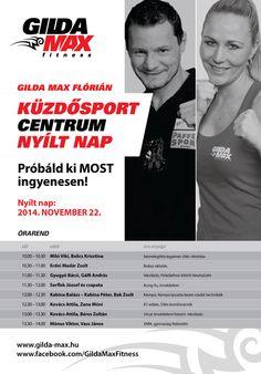 Gilda MAX Flórián- Küzdősport centrum nyílt nap