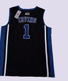 #1 Kyrie Irving Duke College Jersey
