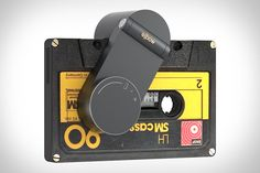 Iconic as the cassette itself has become, most portable players obscured their contents inside plastic housings. The Elbow Cassette Tape Player is different. Simultaneously stripped down and innovative, this concept uses a single pulley to drive the tape and an...