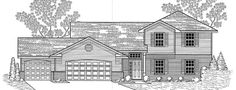 Traditional House Plan 59629 Elevation