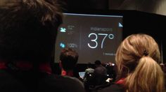 Google Glass UI Demo at SXSW 2013 Part 1, via YouTube.
