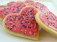 Yummy Sugar Cookies With Icing
