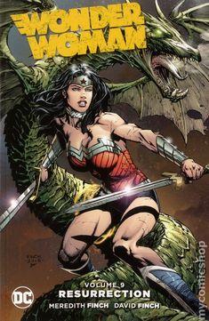 Wonder Woman TPB (2013-2017 DC Comics The New 52) 9-1ST