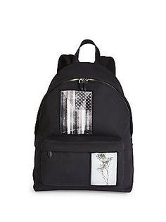 Givenchy CI Backpack - Black