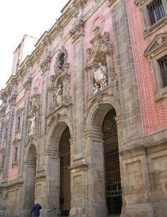 Iglesia de San Cayetano y San Millan. Madrid España
