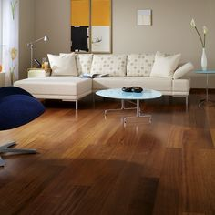 Woodworks Wood Flooring | Jacobsen NZ merbau plank