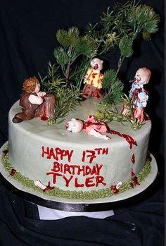 50 Best Zombie Birthday Cakes Ideas And Designs Zombie Birthday Cakes, Best Zombie, Cake Toppers, Wedding Reception, Birthdays, Happy Birthday, Desserts, Zombie Apocalypse, Food