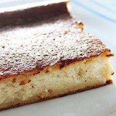 Amarula milk tart.   Proudly South African
