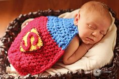 Hey, I found this really awesome Etsy listing at https://www.etsy.com/listing/152738852/crochet-superman-cape-newborn