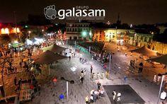 #PlazaGaribaldi. En la peregrinación a México del 27 de marzo al 4 de abril visite las animadas calles de Ciudad de México por la noche en esta singular visita nocturna a Garibaldi. Visite el Zócalo (plaza principal) para admirar sus monumentos iluminados y continúe hasta la famosa Plaza Garibaldi el lugar de encuentro de los mariachis. Disfrute de la cultura de Ciudad de México con música en directo baile.