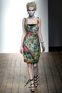 Vivienne Westwood Red Label Spring/Summer RTW 2014