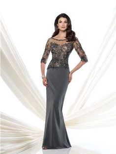 Montage by Mon Cheri Special Occasions Dress Style 115963   House of Brides