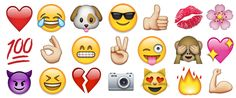 And the Most Enchanting Emoji on Instagram is…