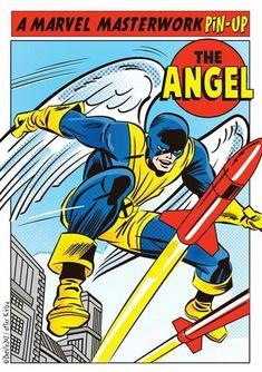 X-Men - art by Marc Basile (after Jack Kirby) Marvel E Dc, Marvel Comic Universe, Marvel Comics Art, Marvel Comic Books, Marvel Heroes, Marvel Characters, Comic Books Art, Comic Art, Book Art