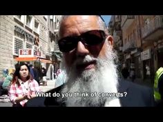 Israelis: What do you think of converts to Judaism? Judaism, Revolution, Thinking Of You, Sunglasses Women, Woman, Heart, Youtube, Style, Fashion