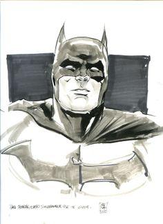 Batman by Alejandro Xermanico