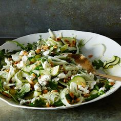 5 Crispy, Crunchy, Springy-as-All-Get-Out Shaved Salads on Food52