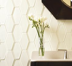 if I ever have a ton of budget for remodeling, my kitchen and bath will have Ann Sacks tiles...