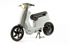Greenhive Scooter Design by Avelina Kapanzhi at Coroflot.com