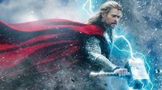 Llegó Thor y nos deslumbró