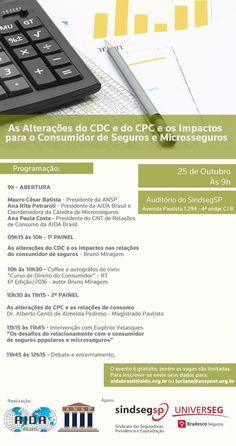 Código do Consumidor e Código de Processo Civil serão colocados em pauta pela AIDA Brasil em parceria com a ANSP