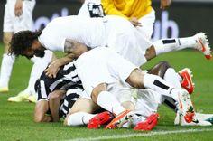 Serie A, Juventus batte Atalanta 1-0: poi è festa scudetto