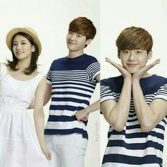 Lee Jong Suk and Suzy for BBQ China