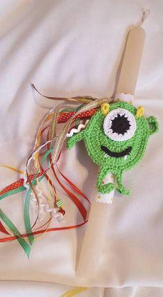 Easter Ideas, Crochet Necklace