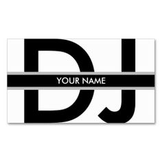 The 307 best dj business cards images on pinterest business card dj business card reheart Gallery