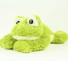 Peluche grenouille inware 40cm