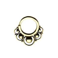 Septum Jewelry, Septum Ring, Thing 1, Golden Ring, Body Jewellery, Ring Earrings, Piercing, Jewelry Making, Bangles