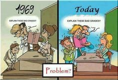 Explaining bad grades, then vs now Funny Pictures Can't Stop Laughing, Funny Pictures With Captions, Funny Memes, Funny Videos, Gifs Hilarious, Funny Quotes, Pictures With Deep Meaning, Bad Grades, School Memes