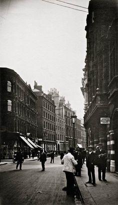 vintage london photos