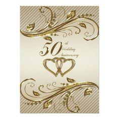 50th wedding anniversary invitation card 50th anniversary invites 50th wedding anniversary invitation card stopboris Choice Image