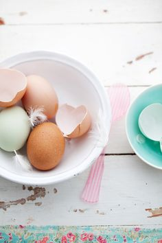 I love chickens and the beautiful eggs they produce