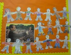 Martin Luther King Jr. Bulletin Board
