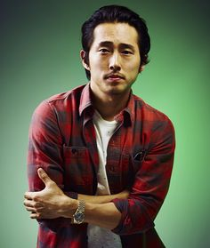 The Walking Dead's Steven Yeun: Asian Guys Have More Sex