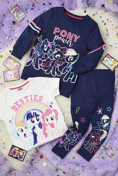 My Little Pony kids collection!