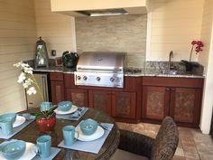 Outdoor Kitchen Cabinets Kitchens Sarasota Florida Luxury Lush
