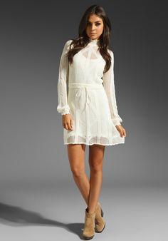 SOMETHING ELSE BY NATALIE WOOD Indigo Dress