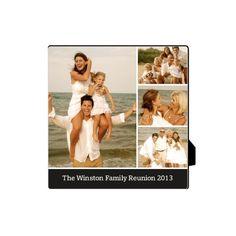 Simply Family Desktop Plaque