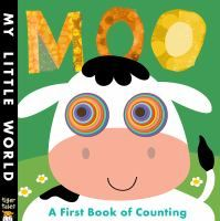 Cover image for Moo :