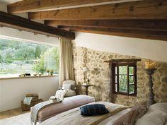 Decoración tradicional con toques actuales · ElMueble.com · Casas