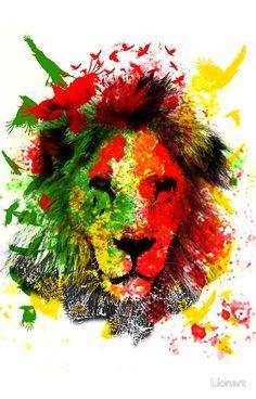 'Rasta Lion' Samsung Galaxy S20 - Soft by Lionart