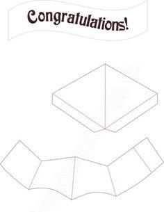 Card Making Pop up Patterns images