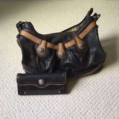 Brighton Purse And Matching Wallet