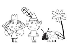ben and holly's little kingdom - Google Search