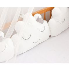 Dit item is niet beschikbaar Crib Bumper Set, Baby Crib Bumpers, Baby Bumper, Baby Cribs, Crib Bedding, Bedding Sets, Cloud Pillow, Baby Cover, Baby Pillows